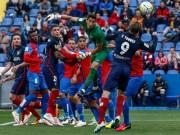 Video bàn thắng - Levante - Atletico: Những đôi chân mệt mỏi