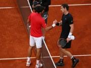 Thể thao - Djokovic - Murray: Tống cựu nghênh tân (CK Madrid Open)