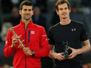 """Thể thao - Hạ Murray, Djokovic độc chiếm ngôi """"Vua Masters"""""""