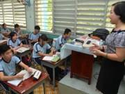 Giáo dục - du học - Chạy đua vào lớp 6 trường điểm