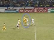 Bóng đá - Đình chỉ trọng tài thổi 'penalty ma' trận Thanh Hoá- SLNA