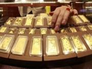 Tài chính - Bất động sản - Giá vàng trong nước đi ngang, rẻ hơn thế giới 400 nghìn đồng