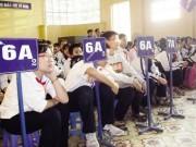 Giáo dục - du học - Tuyển sinh đầu cấp ở Hà Nội: Nhiều biện pháp hạn chế tiêu cực, sai phạm