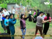 Du lịch - Chơi hội Chá Chiêng của người Thái xứ Thanh
