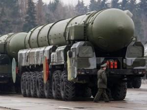 13.000 lính tên lửa Nga duyệt binh chiến thắng phát xít