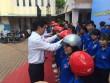 Honda VN trao tặng 1.000 mũ bảo hiểm cho Đoàn viên, thanh niên tại Bình Dương