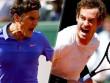 BXH tennis 9/5: Federer truất ngôi Murray