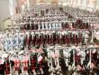 Số xe điện đặt hàng của Hkbike có thể xếp hàng dài tới 10km đường