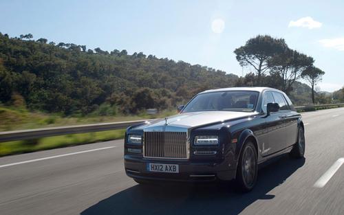 Vì sao Rolls-Royce Phantom Đông A có giá 83,8 tỉ đồng? - 1