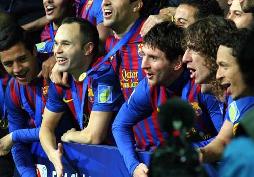 Barca đua vô địch Liga: Điềm lành vòng cuối - 2
