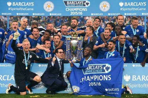 Sao Leicester được cộng đồng mạng vinh danh - 1