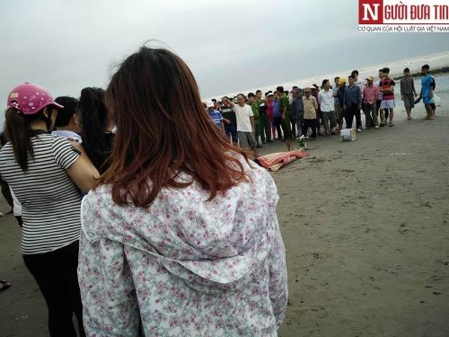 Tìm thấy thi thể 3 học sinh đuối nước ở Nam Định - 1