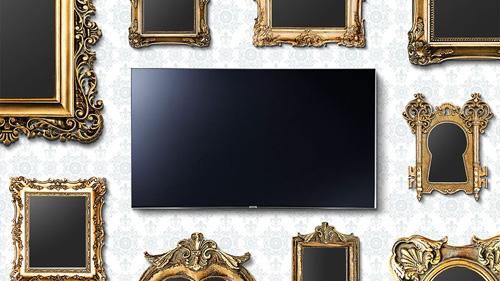 Biến tấu không gian phòng khách với TV Samsung SUHD 2016 - 2