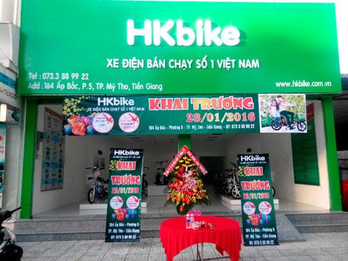 300 xe tải mới chở hết xe điện Hkbike đặt hàng ngày đầu mở bán - 5