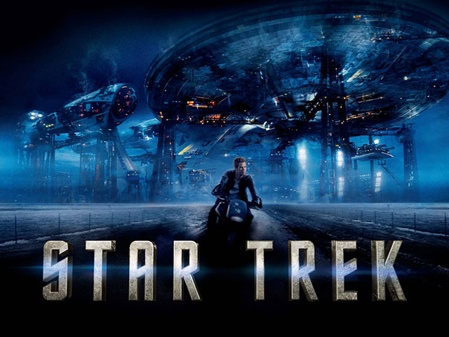 Trailer phim: Star Trek - 1
