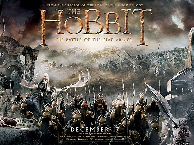 Trailer phim: The Hobbit: The Battle of the Five Armies - 1