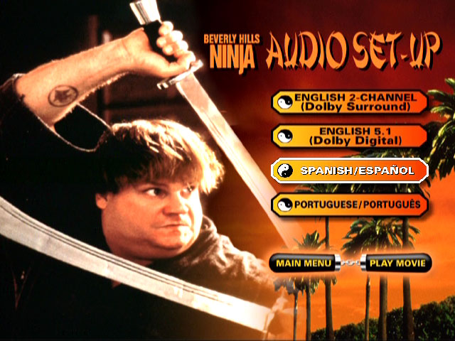 Trailer phim: Beverly Hills Ninja - 1