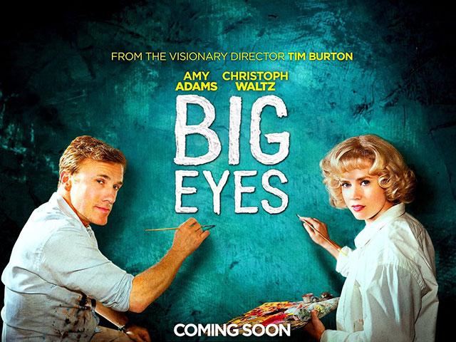 Trailer phim: Big Eyes - 1