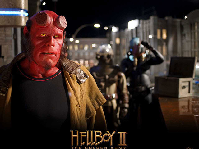 Trailer phim: Hellboy II: The Golden Army - 1