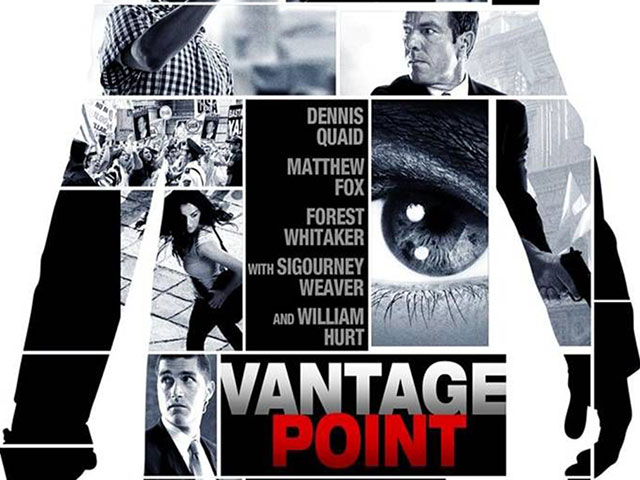 Trailer phim: Vantage Point - 1