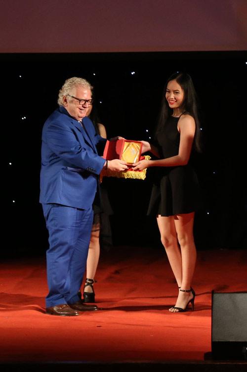 Trao giải LHP liên trường quốc tế Olympia Film Festival 2016 - 3