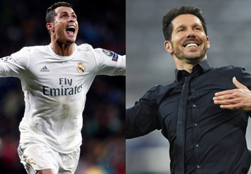 PSG mạnh tay: Mời Simeone về dẫn dắt Ronaldo - 1