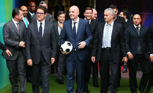 Chủ tịch FIFA lệnh Mourinho tái xuất ngay tuần này - 1