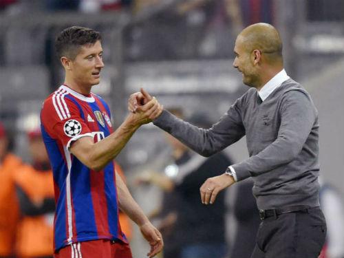 Tin HOT tối 10/5: Pep dụ Lewandowski cùng đến Man City - 1