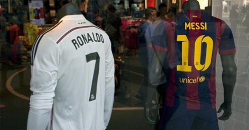 Áo đấu của cầu thủ vô danh có giá hơn Ronaldo-Messi - 1