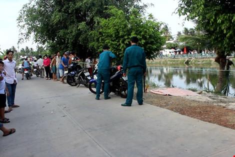 Cô gái tử vong vì nhậu xong nhảy xuống sông tắm - 1