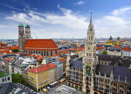 15 địa điểm ngọt ngào cho tuần trăng mật ở châu Âu - 10