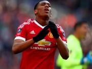 Bóng đá - Sốc với MU: Martial lỡ trận quyết định tranh tốp 4