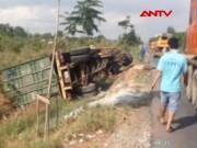 Tai nạn giao thông - Bản tin an toàn giao thông ngày 10.5.2016