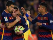 Bóng đá - MSN sắp cán mốc 250 bàn, vượt xa BBC