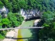 Du lịch - Về đất luồng xem kết bè trên sông Mã