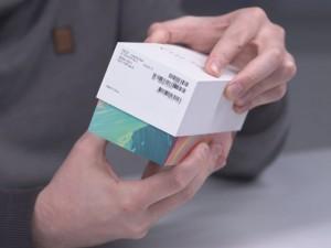 Đập hộp Sony Xperia X phiên bản màu xám
