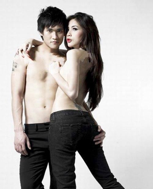 Những mối tình dài thập kỷ vẫn lãng mạn của sao Việt - 12
