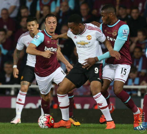 Video West Ham vs MU - 1