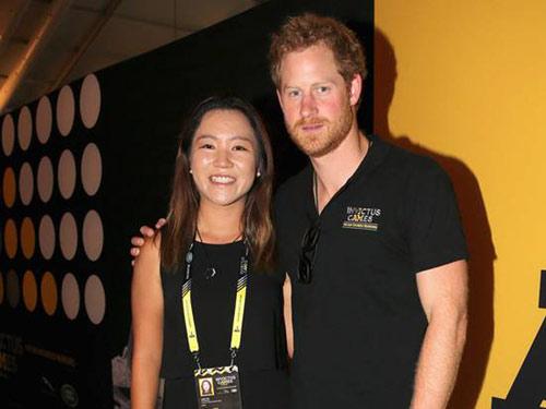 Golf 24/7: Lydia Ko quyến rũ bên Hoàng tử Anh - 1