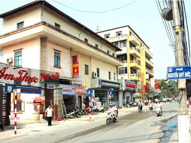 Hà Nội: Phố Nguyễn Quý Đức thành tuyến phố đi bộ đêm - 1