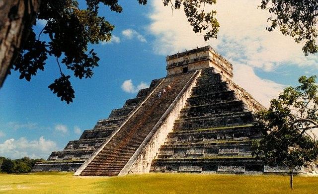Cậu bé Canada suy đoán tìm ra thành cổ Maya cách 3500km - 3