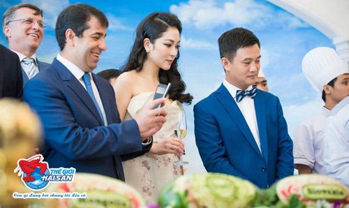 20 đại sứ và các Hoa hậu tham gia lễ xẻ cá ngừ đại dương ủng hộ ngư dân VN - 2