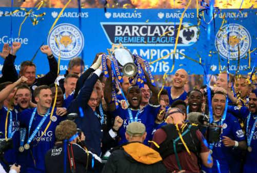"""Leicester: Từ """"con quay yoyo"""" đến nhà vô địch NHA (P2) - 1"""