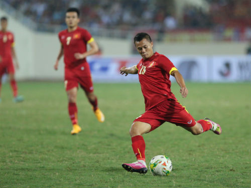 Tiền vệ Thành Lương: Học Ronaldo để thành vua sút xa - 1