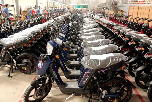 Đơn hàng 6300 xe 1 ngày của HKbike là mơ ước của người kinh doanh xe điện - 2