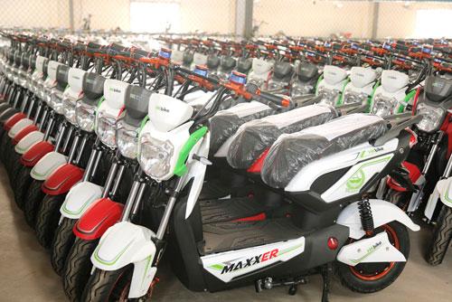 Đơn hàng 6300 xe 1 ngày của HKbike là mơ ước của người kinh doanh xe điện - 5