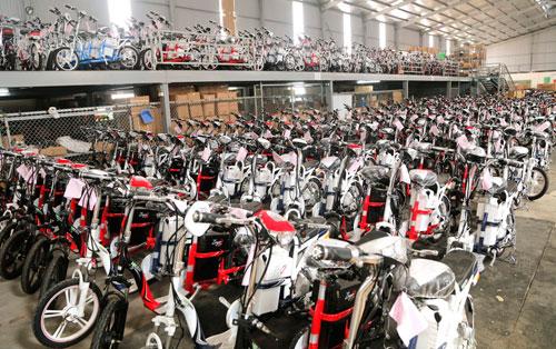 Đơn hàng 6300 xe 1 ngày của HKbike là mơ ước của người kinh doanh xe điện - 6