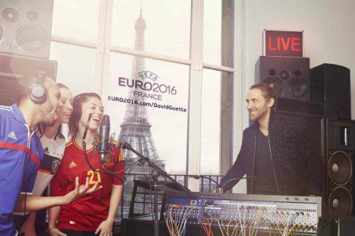 Bài hát chính thức Euro 2016 - 1