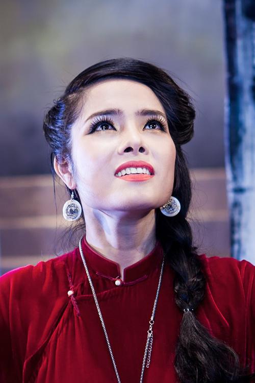 Diễn viên Kiều Thanh xinh đẹp bất ngờ ở tuổi 35 - 2