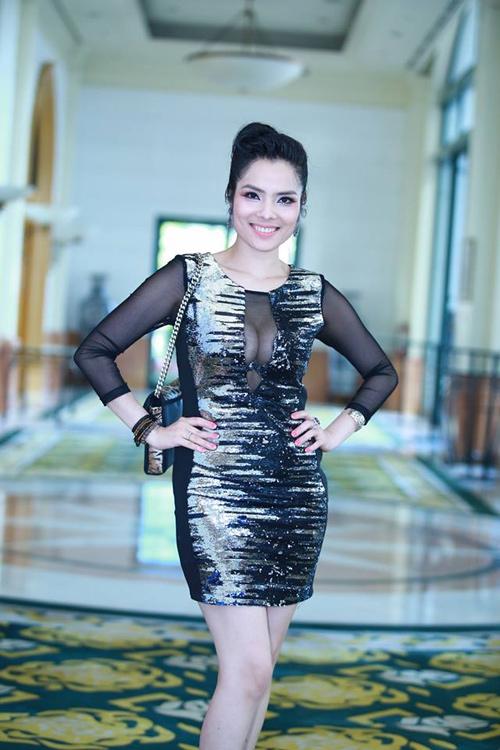 Diễn viên Kiều Thanh xinh đẹp bất ngờ ở tuổi 35 - 6